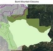 Burnt Mtn Closure
