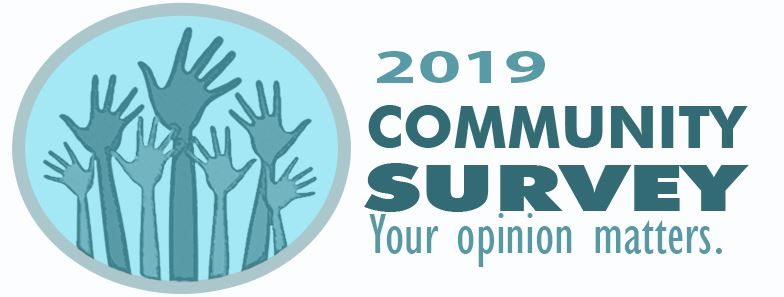 2019 Community Survey Logo